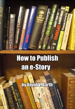 How to Publish an eStory