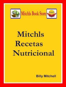Mitchls Recetas Nutricional