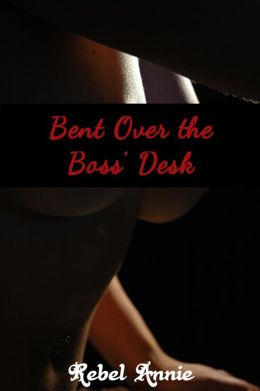 Bent Over the Boss' Desk