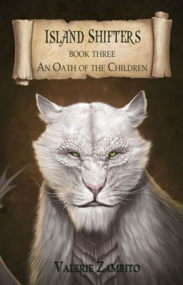Island Shifters - An Oath of the Children, Book Three
