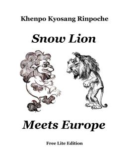 Snow Lion Faces Europe