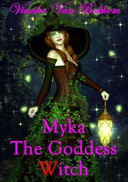 Myka The Goddess Witch