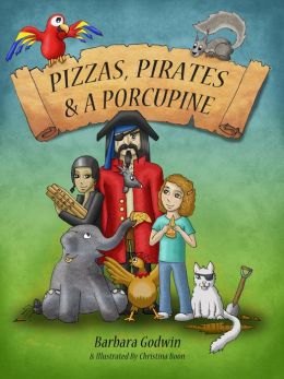 Pizzas, Pirates and a Porcupine