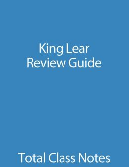 King Lear: Review Guide