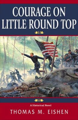 Courage on Little Round Top