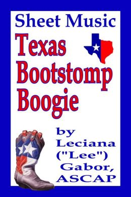 Sheet Music Texas Bootstomp Boogie