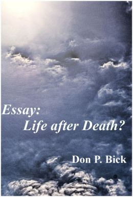 Essay: Life After Death?