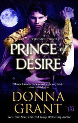 Prince of Desire (Royal Chronicles)