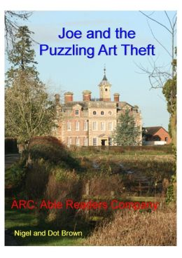Joe and the Puzzling Art Theft
