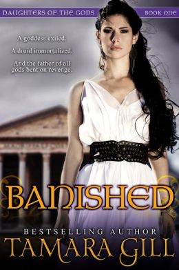 Banished: Daughters of the Gods, Book I