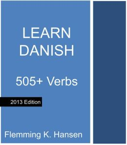 Learn Danish: 505 verbs