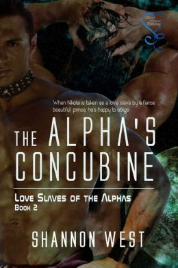 The Alpha's Concubine (Love Slave of the Alpha's 2)