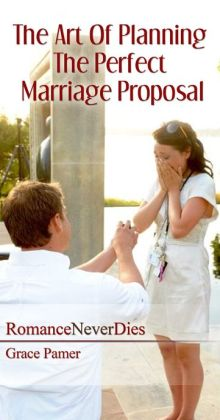 The Art Of Planning The Perfect Marriage Proposal