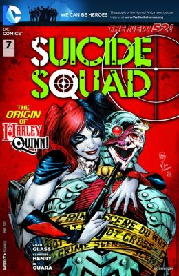Suicide Squad (2011- ) #7 (NOOK Comic with Zoom View)