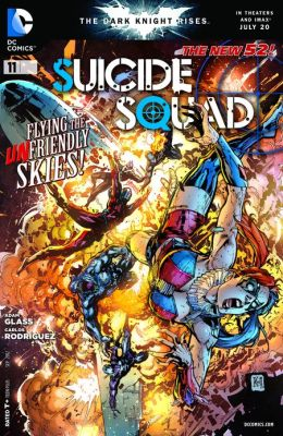 Suicide Squad #11 (2011- ) (NOOK Comics with Zoom View)