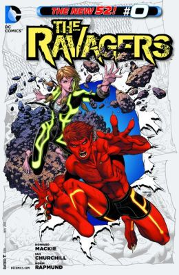 The Ravagers #0 (2012- ) (NOOK Comics with Zoom View)