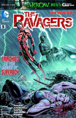 The Ravagers #5 (2012- ) (NOOK Comics with Zoom View)
