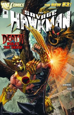 The Savage Hawkman #3 (2011- ) (NOOK Comics with Zoom View)