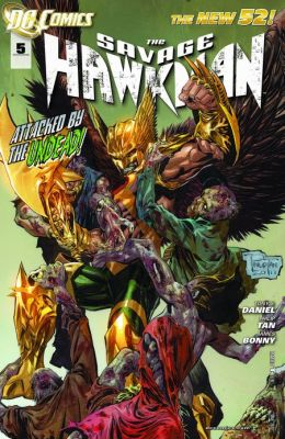 The Savage Hawkman #5 (2011- ) (NOOK Comics with Zoom View)