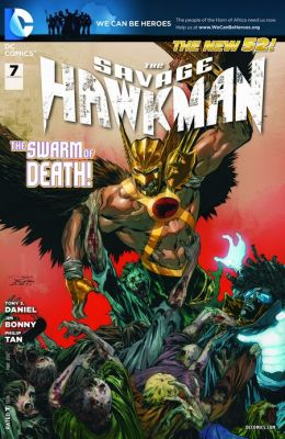 The Savage Hawkman #7 (2011- ) (NOOK Comics with Zoom View)
