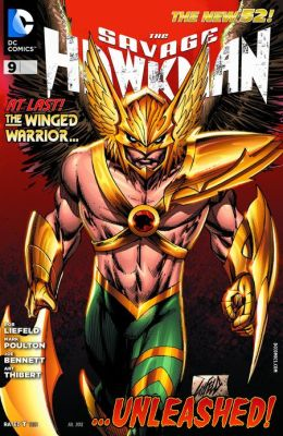 The Savage Hawkman #9 (2011- ) (NOOK Comics with Zoom View)