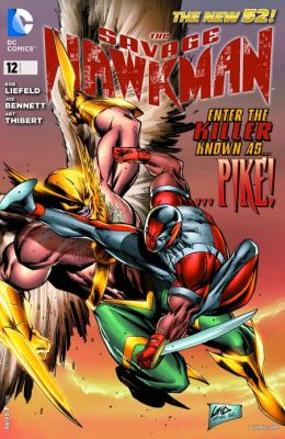 The Savage Hawkman #12 (2011- ) (NOOK Comics with Zoom View)