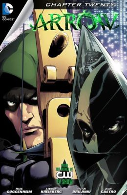 Arrow #20 (2012- ) (NOOK Comics with Zoom View)