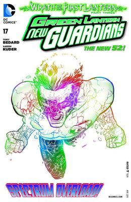 Green Lantern: New Guardians #17 (2011- ) (NOOK Comics with Zoom View)
