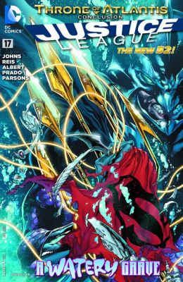 Justice League #17 (2011- ) (NOOK Comics with Zoom View)