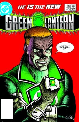 Green Lantern #196 (1976-1986) (NOOK Comics with Zoom View)