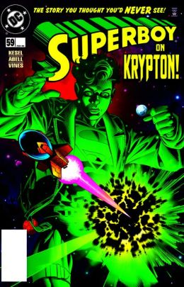 Superboy #59 (1994-2002) (NOOK Comics with Zoom View)