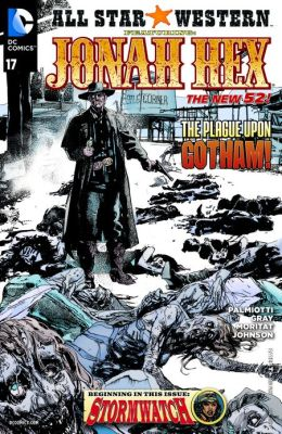 All Star Western #17 (2011- ) (NOOK Comics with Zoom View)
