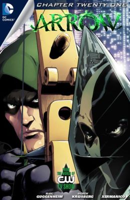 Arrow #21 (2012- ) (NOOK Comics with Zoom View)