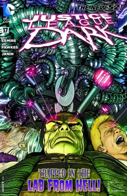 Justice League Dark #17 (2011- ) (NOOK Comics with Zoom View)