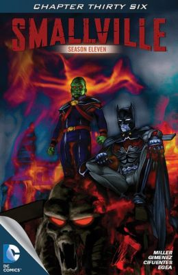 Smallville Season 11 #36 (NOOK Comics with Zoom View)