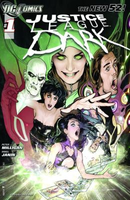 Justice League Dark #1 (2011- ) (NOOK Comics with Zoom View)