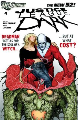 Justice League Dark #4 (2011- ) (NOOK Comics with Zoom View)