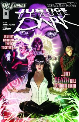 Justice League Dark #6 (2011- ) (NOOK Comics with Zoom View)