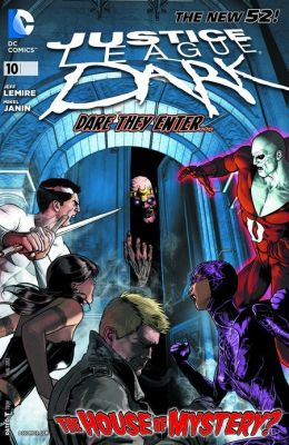 Justice League Dark #10 (2011- ) (NOOK Comics with Zoom View)