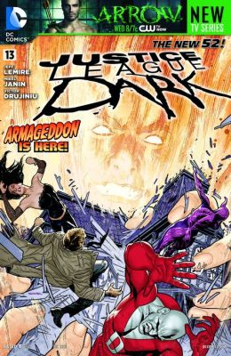Justice League Dark #13 (2011- ) (NOOK Comics with Zoom View)