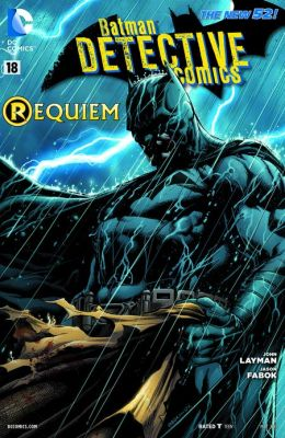 Detective Comics #18 (2011- ) (NOOK Comics with Zoom View)