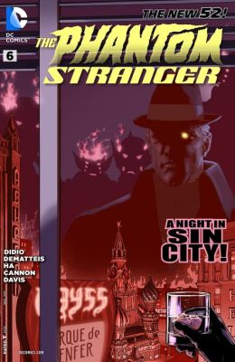 Phantom Stranger #6 (2012- ) (NOOK Comics with Zoom View)