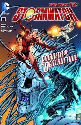 Stormwatch #18 (2011- ) (NOOK Comics with Zoom View)