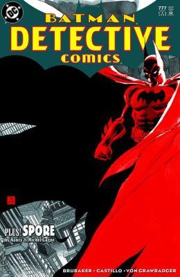 Detective Comics #777 (1937-2011) (NOOK Comics with Zoom View)