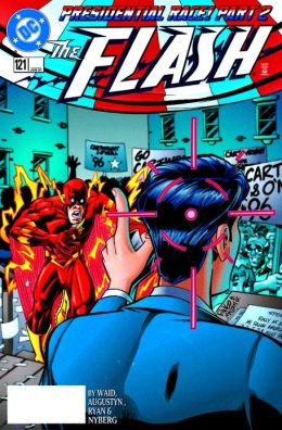 The Flash #121 (1987-2009) (NOOK Comics with Zoom View)