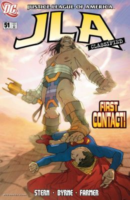 JLA: Classified #51 (NOOK Comics with Zoom View)
