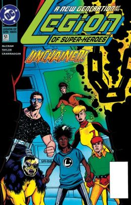 Legion of Super-Heroes #51 (1989-2000) (NOOK Comics with Zoom View)