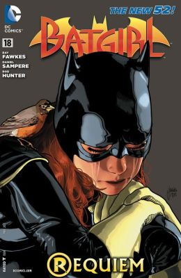 Batgirl #18 (2011- ) (NOOK Comics with Zoom View)