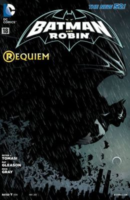 Batman and Robin #18 (2011- ) (NOOK Comics with Zoom View)