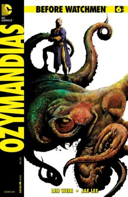 Before Watchmen: Ozymandias #6 (NOOK Comics with Zoom View)